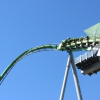 Incredible Hulk Coaster To Undergo Massive Refurbishment