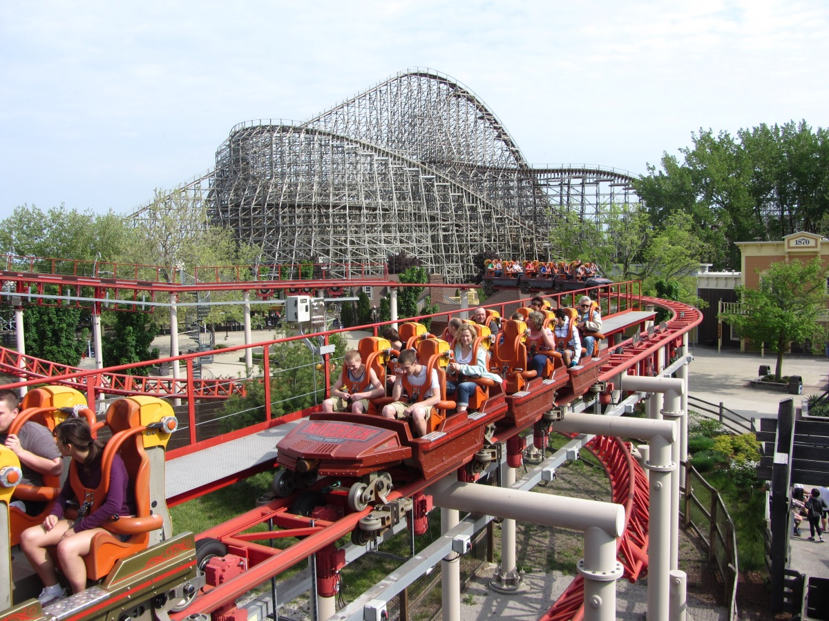 Cedar Point Announces More 2015 Changes