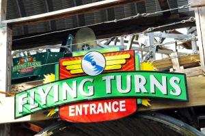 Flying Turns Entrance - NPN
