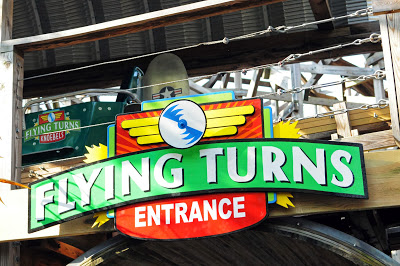 Flying Turns Entrance - NPN