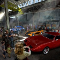 Fast and Furious: Supercharged Replacing Disaster! at Universal Studios Florida