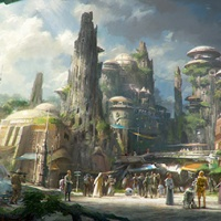 Star Wars Land Confirmed for Disneyland and Disney's Hollywood Studios