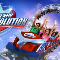 The New Revolution Coming to Six Flags Magic Mountain in 2016